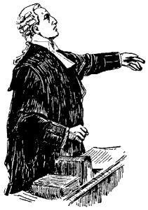 English barrister