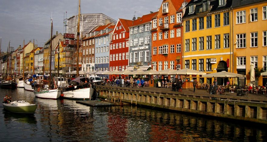 waterway in Denmark - legal facts and laws