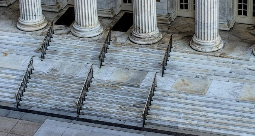 courthouse steps - court interpreting