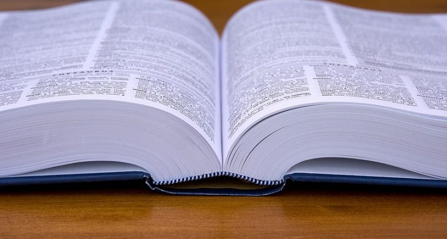 English-French dictionary used by certified translators