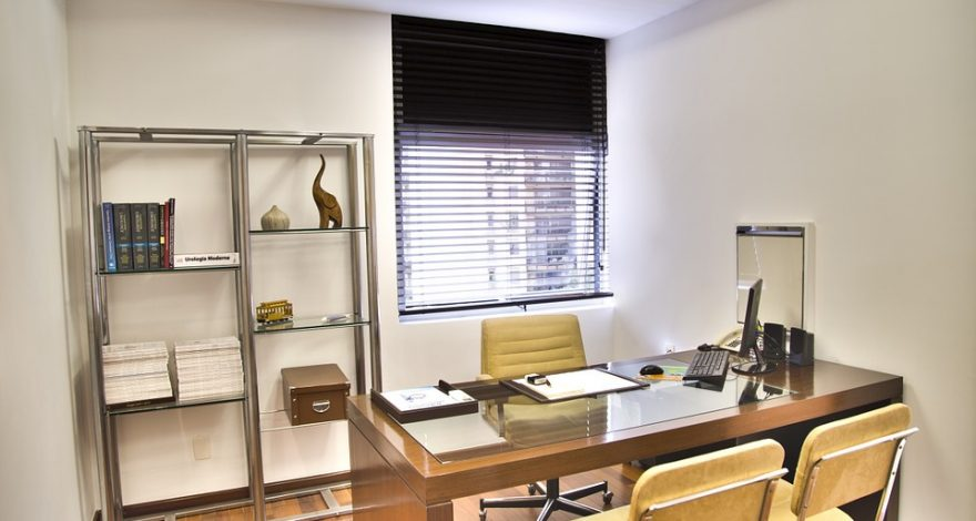 doctor office where medical interpreting occurs