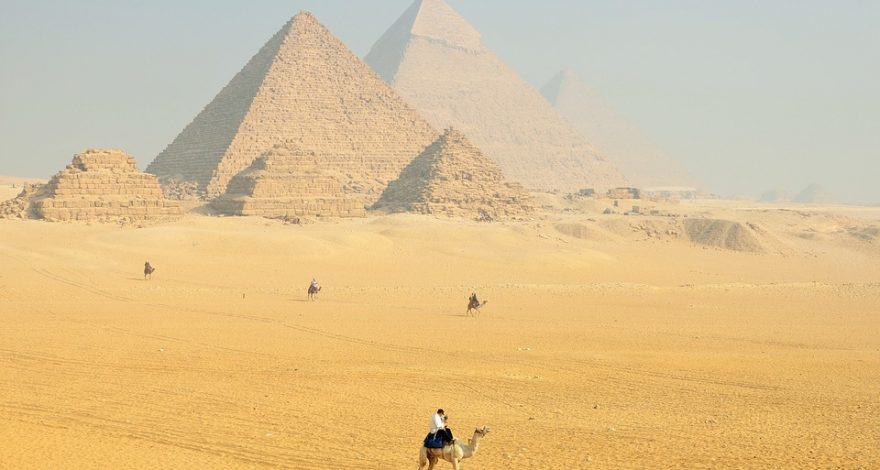 Egyptian pyramids - legal laws and facts