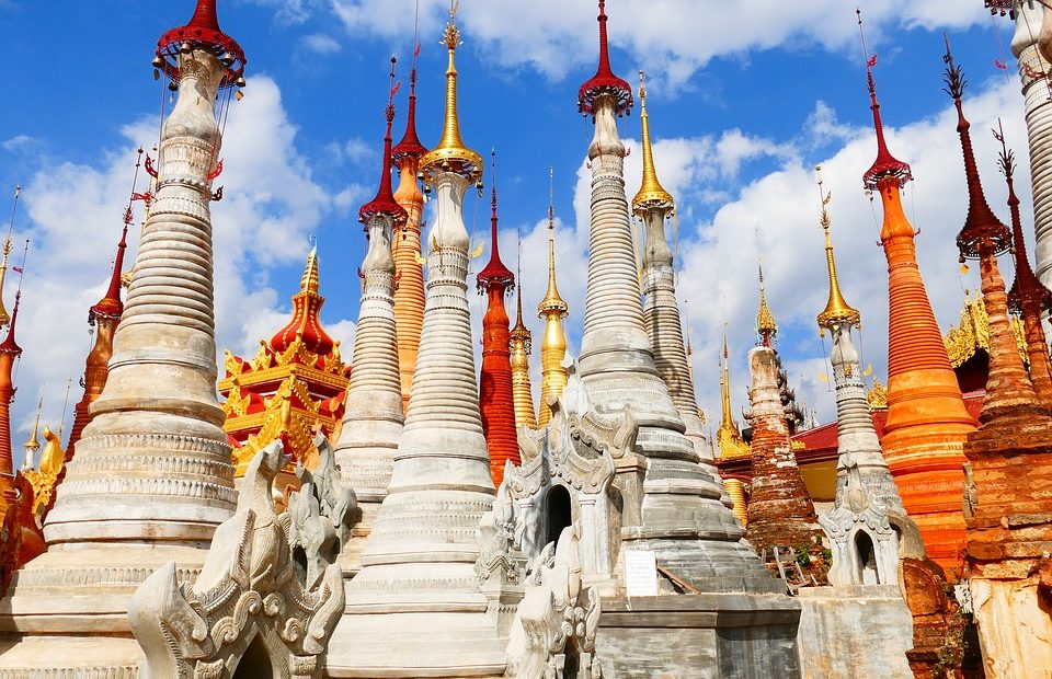 Burmese temple - Burma legal facts and laws