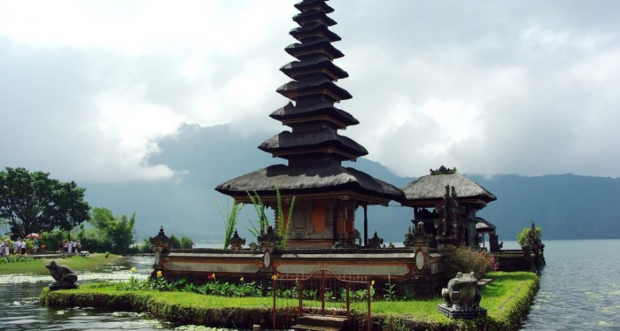 Indonesian temple - legal facts and laws