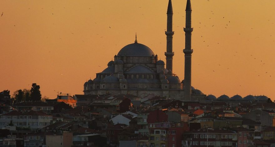 Istanbul skyline - legal facts and laws