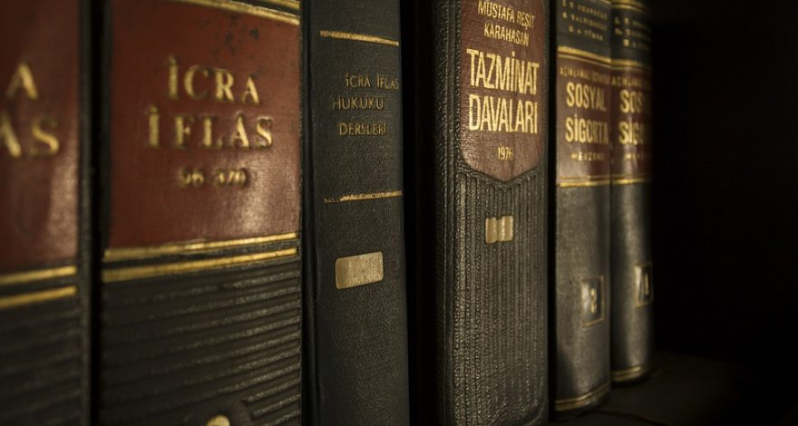 law books for defining terms during translation services