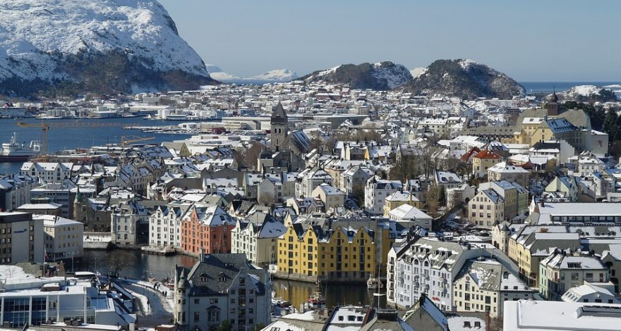Norwegian city skyline - legal facts and laws