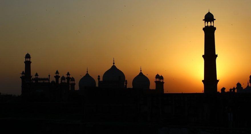 Pakistan skyline at sunset - legal facts and laws