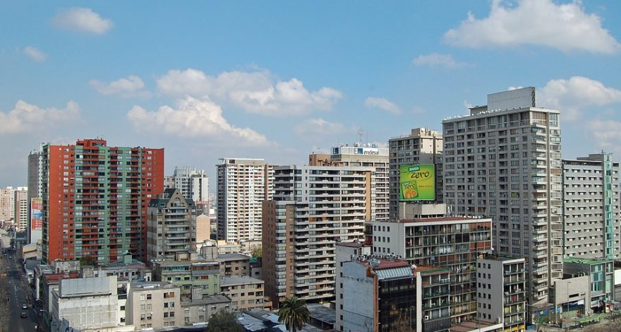 downtown Santiago, Chile - legal facts and laws