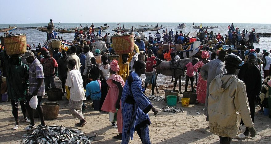 Senegal beach - legal facts and laws