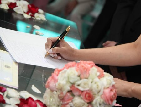 Legal Requirements for a Marriage License & Ceremony