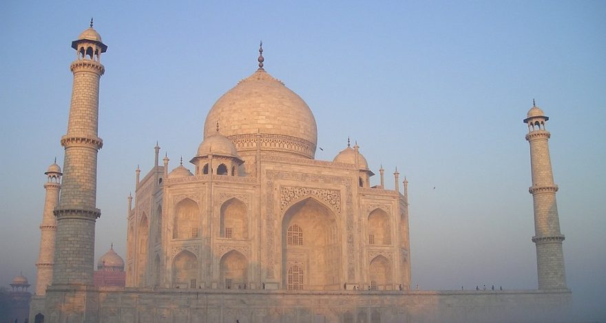 Taj Mahal - India legal facts and laws