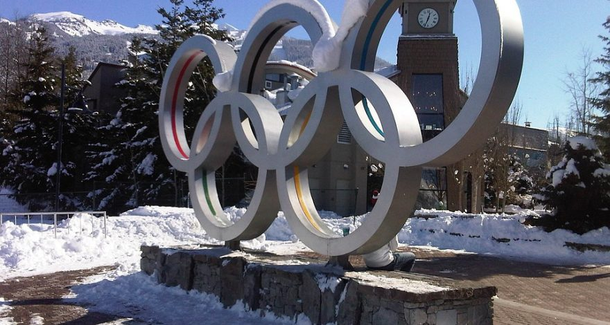 winter Olympic rings - multilingual interpreting