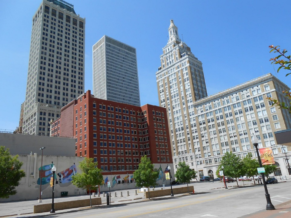 downtown Tulsa - Texas legal facts and laws