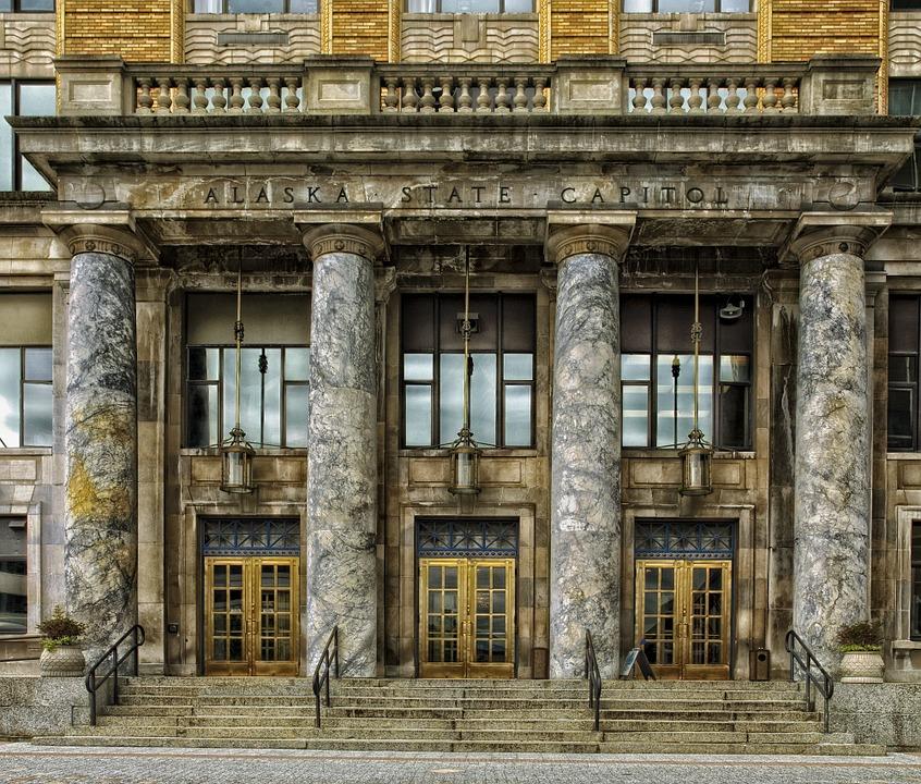 Alaska State Capitol Building - legal interpreting guidelines