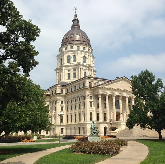 Kansas government building - legal interpreting guidelines