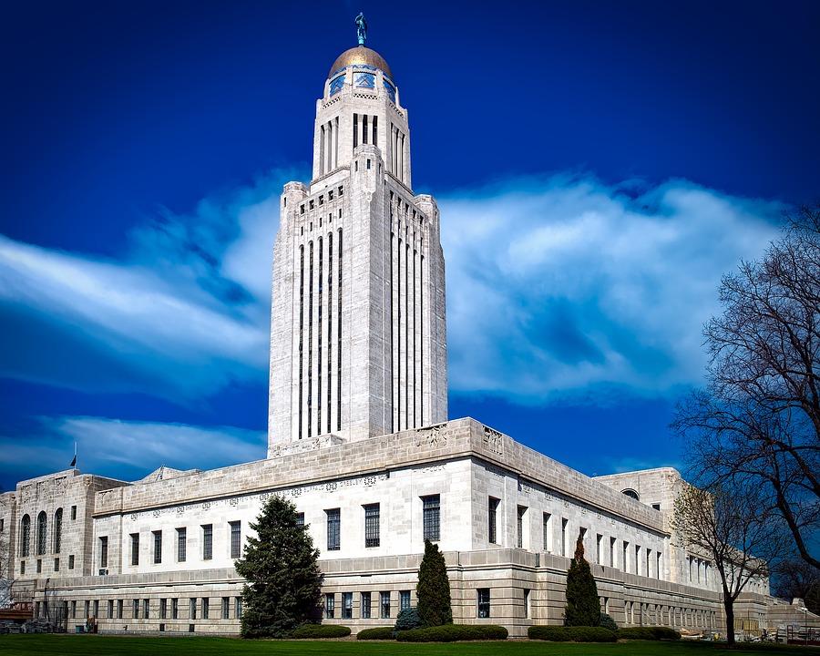Nebraska capitol building - court interpreting guidelines