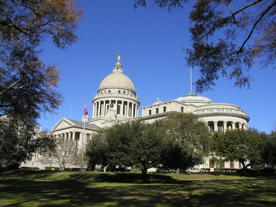 Mississippi state capital building - court interpreting guidelines