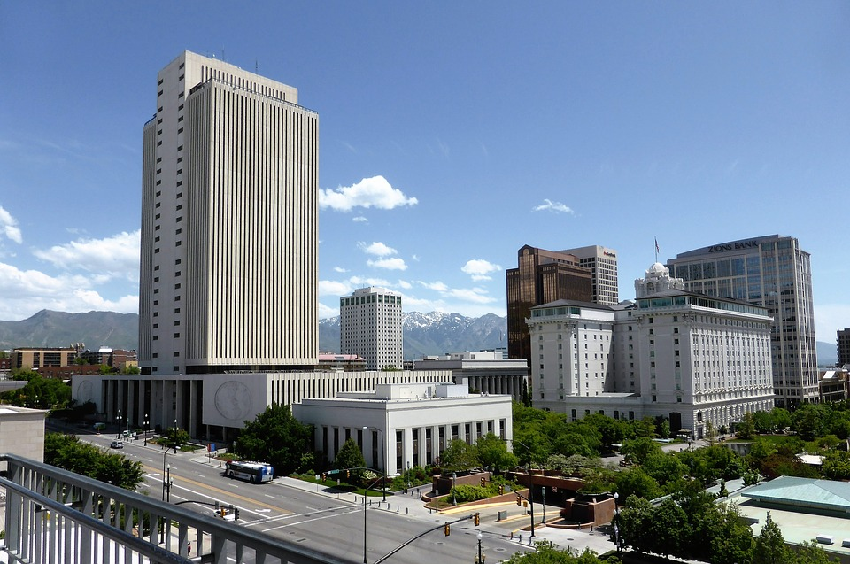 Salt Lake City skyline - Utah court interpreting guidelines