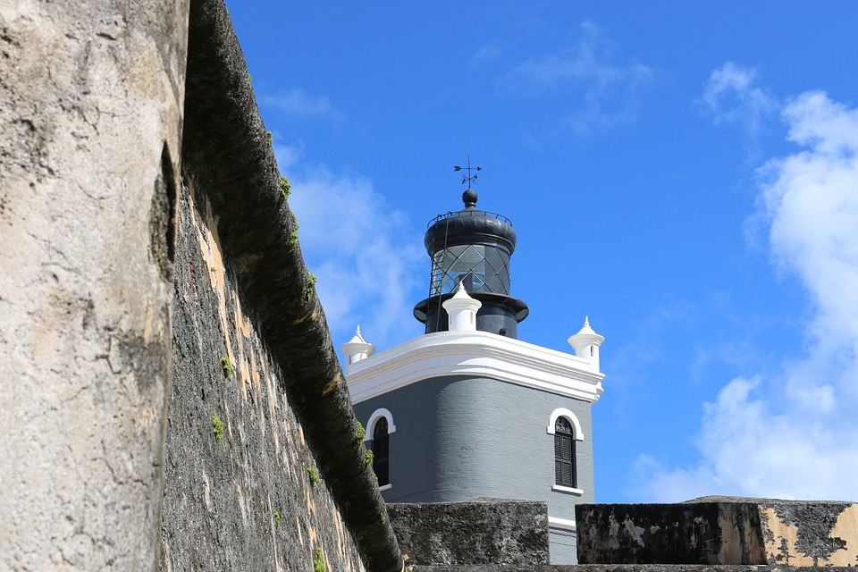 San Juan Lighthouse - Puerto Rico legal facts and laws