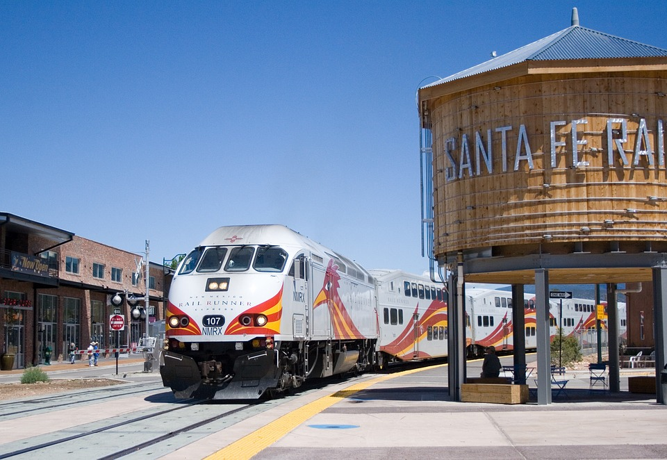 Santa Fe railroad station - New Mexico legal facts and laws