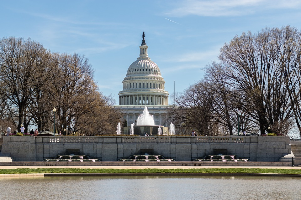 US capitol building - legal facts and laws