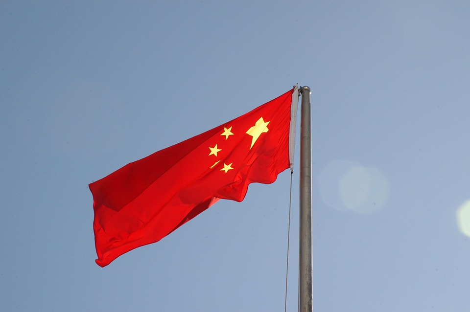 Chinese flag - legal facts and laws