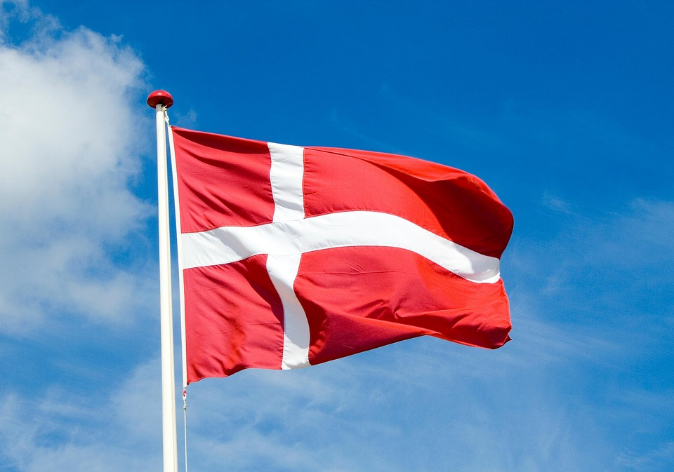 Denmark flag - legal facts and laws