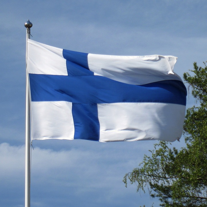 Finland flag - Finish legal facts and laws