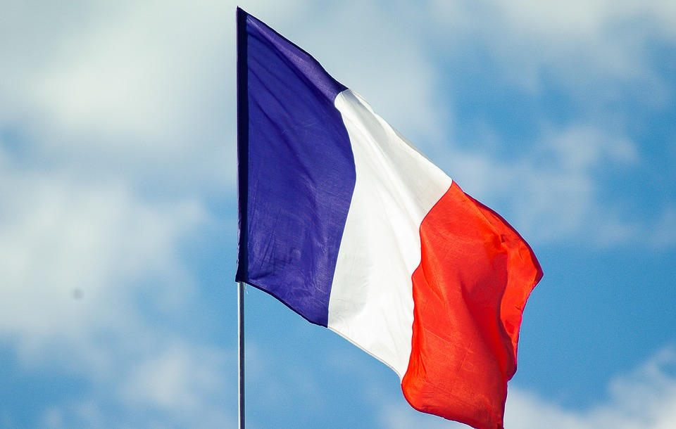 French flag - France legal facts and laws
