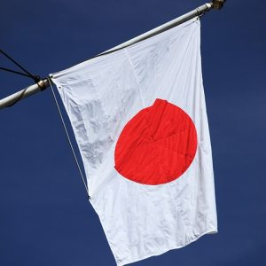 Japanese flag - Japan legal facts and laws