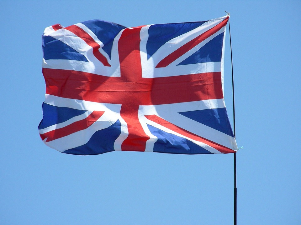 Union Jack - British legal facts and laws