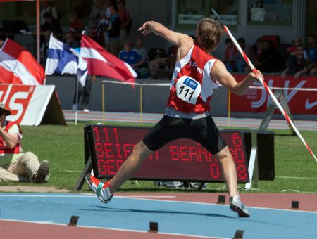 How the Javelin Affected Language Development