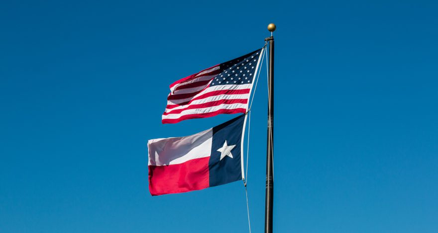 Texas state laws governing service of process