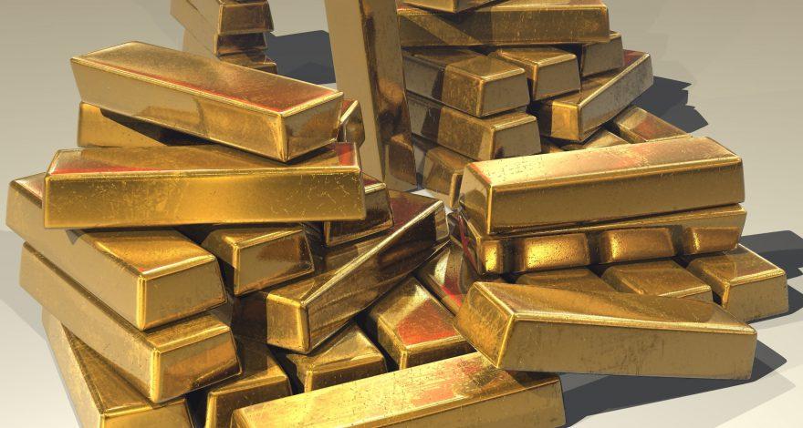 Nazi gold expropriation
